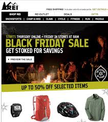 black friday helmet sale email marketing the weekly inbox volume 60 black friday edition