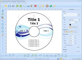 cd label designer ronyasoft cd dvd label maker 3 01 99 screenshots