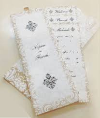 nikkah invitation zem printers wedding invitations