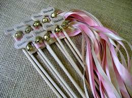 wedding wands wedding wands set of 10 hitched country heart wedding wands item