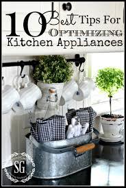 Best Kitchen Appliances by 10 Best Tips For Optimizing Kitchen Appliances Stonegable
