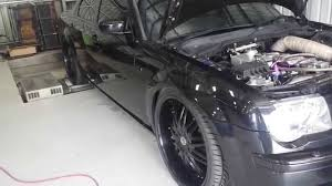 chrysler 300c dyno run turbo ls1 6 speed manual youtube