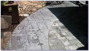 Concrete Patio Pavers by Installing Patio Pavers Over Concrete Patios Home Decorating