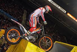 trials motocross news 2018 sheffield indoor the martin lampkin trial trials and