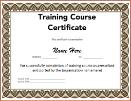 certificate of completion free template word certificate template word free gse bookbinder co