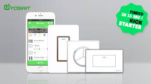 yoswit reinvented smart wall switch by yoswit u2014 kickstarter