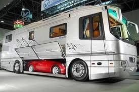 volkner rv bookofjoe luxury rv with built in garage