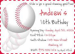 baseball party invitation baseball pinterest baseball party
