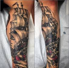top 75 best sailor tattoos for men classic nautical designs