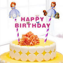 sofia the cake topper buy sofia cake topper and get free shipping on aliexpress