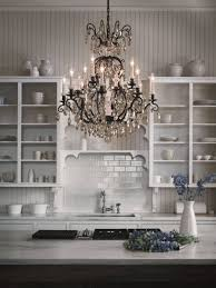 kitchen luxury kitchen chandelier in white kitchen kitchen