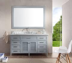 Bathroom Single Sink Vanities by Ariel Kensington 61
