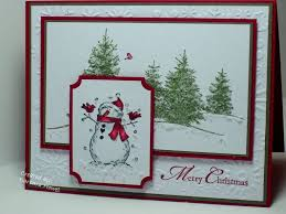 25 snowman cards ideas handmade christmas