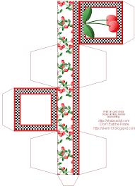 free printable miniature templates standard gift boxes basic