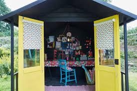 how to interior design a she shed part 2 u2013 sophie robinson