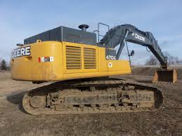 the john deere 470g lc excavator jd construction equipment