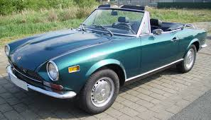 fiat spider 1978 fiat 124 spider technical details history photos on better parts ltd