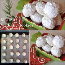 wedding cookies mexican wedding cookies a southern soul
