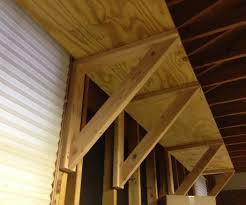 Heavy Duty Floating Shelves by Decor Enchanting Wood Shelf Brackets For Wall Decoration Ideas