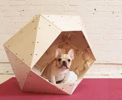 diy homemade modern ep13 geometric dog house best pet supplies