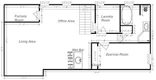 Design A Bathroom Floor Plan Bathroom Modest Basement Bathroom Design Layout Intended Modest