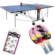 butterfly outdoor rollaway table tennis butterfly outdoor sport rollaway table tennis bundle by butterfly