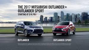 mitsubishi crossover models 2017 mitsubishi outlander