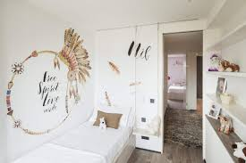 decoration interior design and construction of a housing in sant