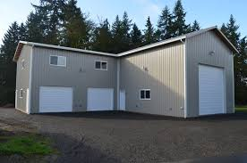 Pole Barn With Apartment Apartment Over Garage Designs Storage Garage With Attached 2