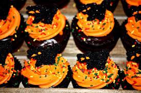 halloween cat cupcakes u2013 blondie and brownies