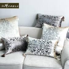 coussin de luxe pour canapé coussins design pour canape 100 images des housses de coussin