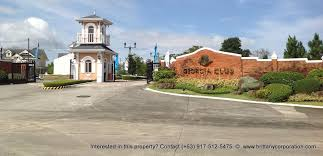 Luxury Homes In Augusta Ga by Georgia Club Luxury House And Lot In Santa Rosa Laguna