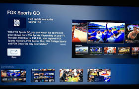fox sports go app for android fox sports go on apple tv if you cable