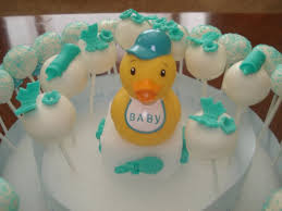 jessicakes project baby boy baby shower 3 tier cake pops stand