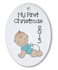 carlton heirloom ornament 2013 baby s