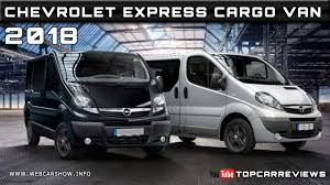 nissan cargo van 4x4 2018 chevrolet express cargo van review rendered price specs