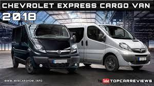 nissan cargo van 4x4 2018 chevrolet express cargo van review rendered price specs