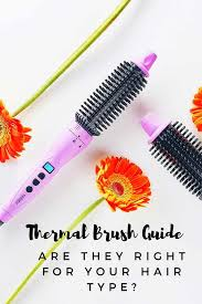 stylus thermal styling brush video simple guide for the best thermal brush hot air brush reviews
