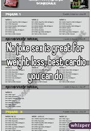 joke sex is great for weight loss best cardio you can do