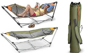 Folding Hammock Chair Portable Folding Hammock Home Design Garden U0026 Architecture Blog