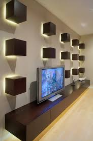 Home Theatre Wall Decor Media Wall Decorating Ideas Home Theater Contemporary With Wall