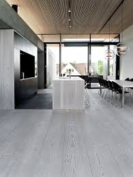 Laminate Wood Floors In Kitchen - 32 grey floor design ideas that fit any room digsdigs