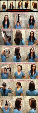 do it yourself haircuts for women how to cut layers layering pony and hair style