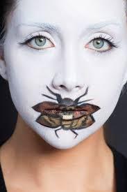 comment faire un maquillage de squelette maquillage halloween horreur en 25 exemples originaux