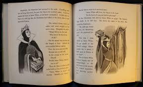 filmic light snow white archive david mckay 1937 snow white book