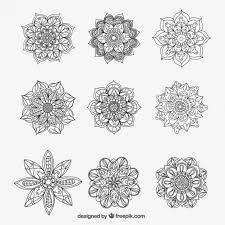 mandala vectors photos psd files free download
