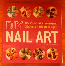 4 books about nail art comfy chair