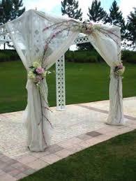 Wedding Arch Kijiji Gauzy Wedding Canopy Wedding Photos And Us