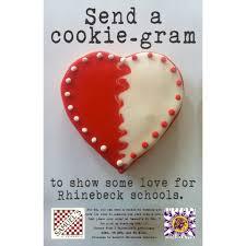 cookie gram rhinebeck ptso fundraiser rhinebeck community forum