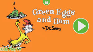storybook app for kids green eggs and ham dr seuss reading
